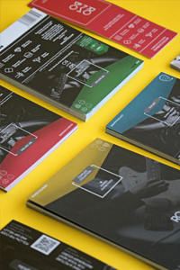 Copy print shop Voorbeeld flyers